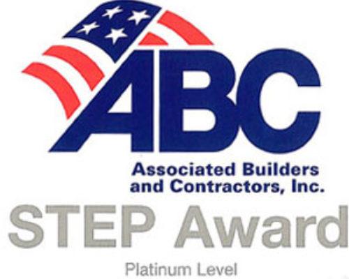 ABC National Safety Award Platinum