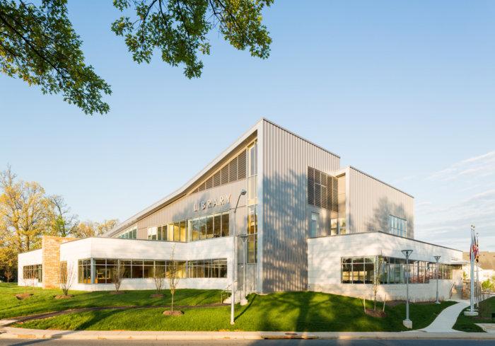 Gaithersburg Library